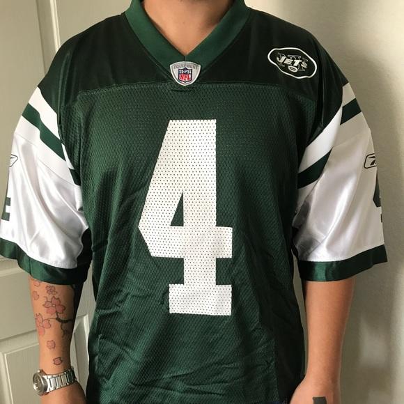 cheap for discount 487b7 c73fc New NFL New York Jets Jersey #4 Brett Favre NWT